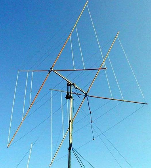 Простая антенна ФМ антенна УКВ антенны МВ антенна