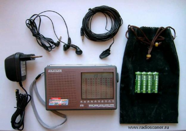 Какой радиоприемник Degen 1103